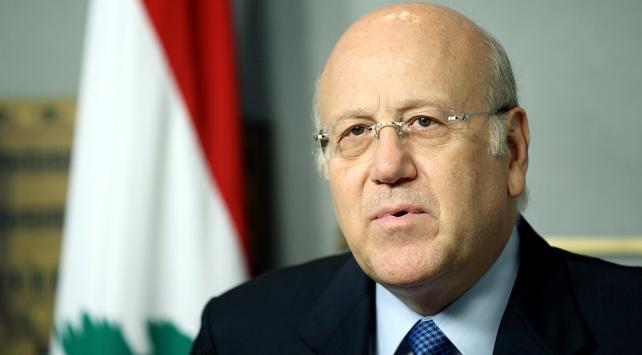 Eski Lübnan Başbakanı Mikatinin evini kurşunlayan kişi yakalandı