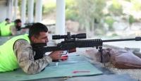 """İzmir'de keskin nişancılar hedefi """"Bora"""" ile vurdu"""