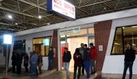 Türk vatandaşı depremzede İzmir'e getirildi