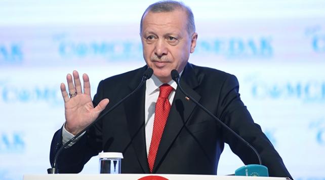 Cumhurbaşkanı Erdoğan: Tüm insanlığın kaderi 5 ülkenin insafına terk edilmiştir