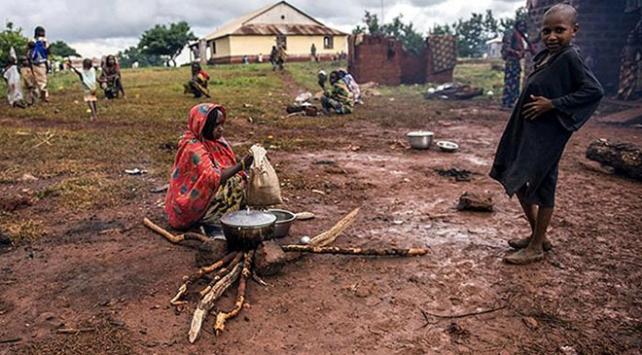 Kongo Demokratik Cumhuriyetinde bu yıl 5 bin 110 kişi kızamıktan öldü