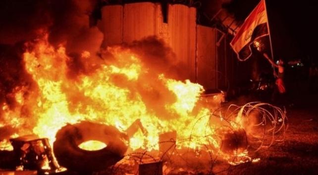İran, Necef Başkonsolosluğu binasının ateşe verilmesini kınadı