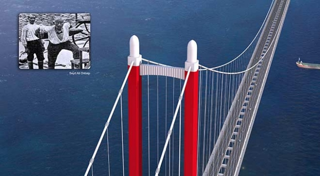 Tasarımındaki inceliklerle dünyada ilk olacak: 1915 Çanakkale Köprüsü
