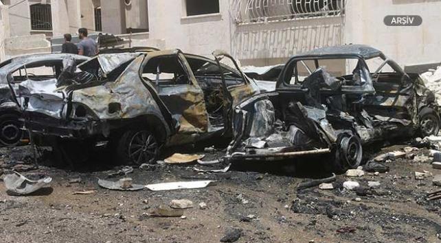 Suriyenin kuzeyinde terör saldırıları: 7 yaralı