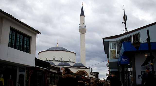 Ohri Ali Paşa Camii minaresinde 107 yıl sonra ezan okundu
