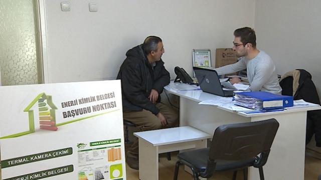 Enerji kimlik belgesi almak için son 1 ay