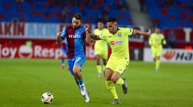 Trabzonspor evinde kaybetti