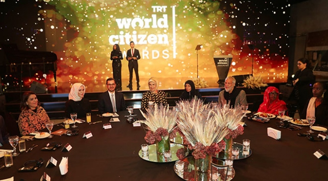 TRT World Citizen Ödülüne layık görülen isimler ve hikayeleri