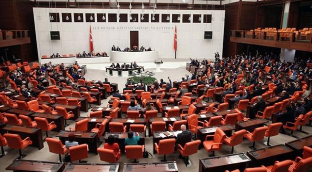 İçişleri Bakanlığına ilişkin yeni düzenlemeler teklifinin birinci bölümü kabul edildi