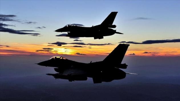 Irakın kuzeyinde eylem hazırlığındaki 2 terörist etkisiz hale getirildi