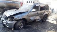 Terör örgütü PKK/YPG El Bab'da sivilleri hedef aldı: 4 yaralı