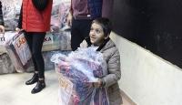 TİKA'dan Arnavutluk'taki depremzedelere yardım