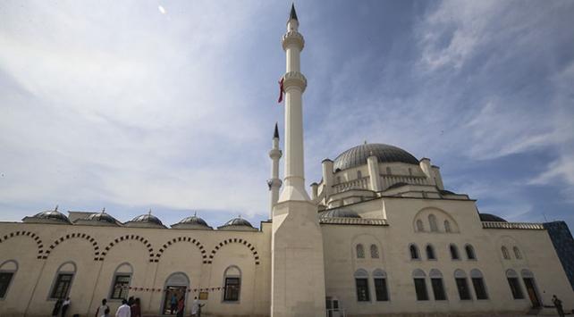 Cibuti 2. Abdülhamid Han Camii açıldı