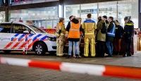 Hollanda'da bıçaklı saldırı: 3 yaralı