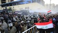 Irak'taki gösterilerde ölenlerin sayısı 20'ye yükseldi