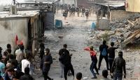 Haşdi Şabi: Gösterilerin bastırılması olaylarına karışmadık