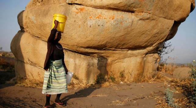"Afrikanın ""tahıl ambarı"" açlığa mahkum oldu"
