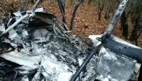 Rusya'da helikopter düştü: Pilot hayatını kaybetti