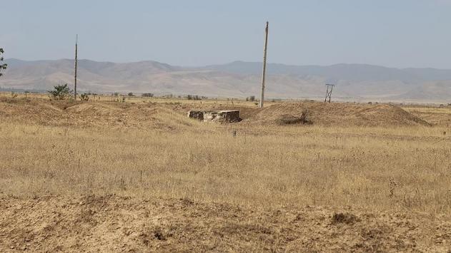 Azerbaycan sınırında yaklaşık bir ton uyuşturucu ele geçirildi