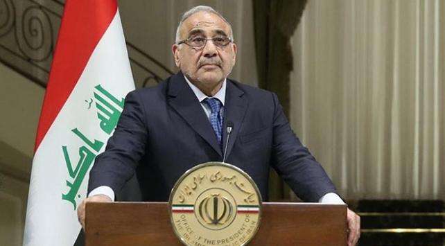 Irakta Başbakan Abdulmedi istifasını Meclise sundu