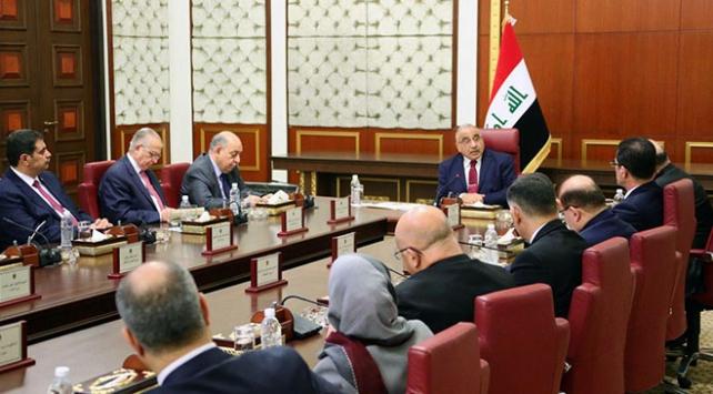 Irak Başbakanı Abdulmehdi istifa etti