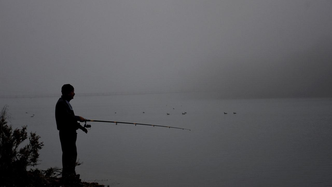 Adanada sis etkili oldu