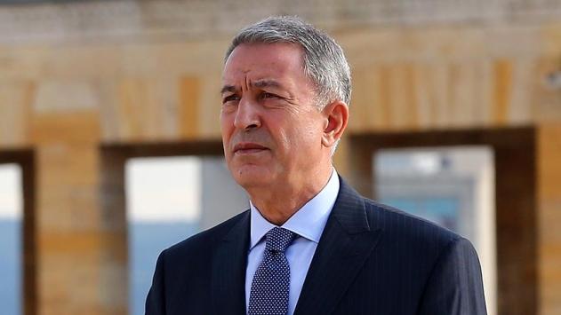 Milli Savunma Bakanı Akar, NATO zirvesi öncesi uyarıda bulundu
