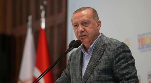 Cumhurbaşkanı Erdoğan: Bizi bölmek isteyenlere en ufak fırsat vermememiz gerekiyor