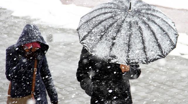 Meteorolojiden kuvvetli yağmur ve kar uyarısı