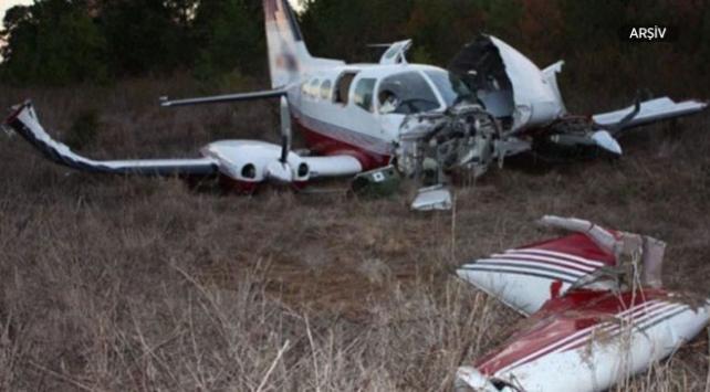 ABDde küçük uçak düştü: 3 ölü