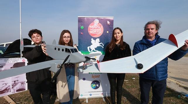 Marslı Mühendis Kızlar Projesi ile geleceğin mühendisleri yetiştiriliyor