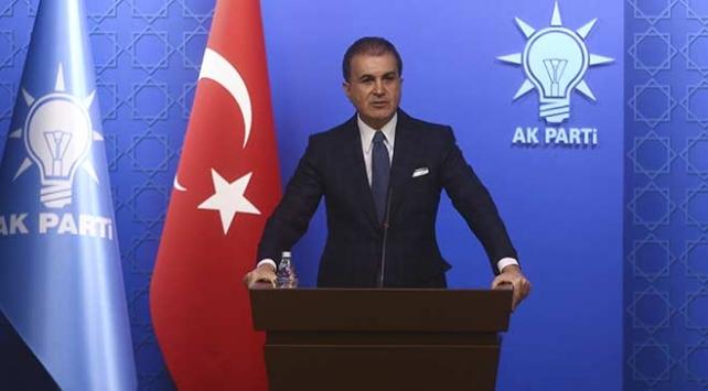 AK Parti Sözcüsü Çelik: Türkiye NATOdan yardım bekleyemez diyecek en son lider Macrondur