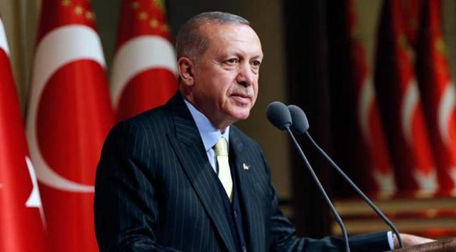 Cumhurbaşkanı Erdoğan: Tüm vatandaşlarımızı engellilik konusunda duyarlı olmaya çağırıyorum