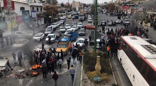 Uluslararası Af Örgütü: İrandaki olaylarda en az 208 kişi öldü