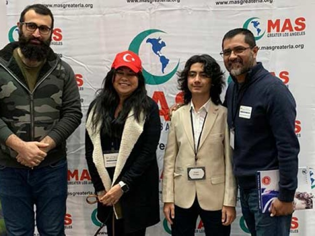 Diriliş Ertuğrul ile İslam dinini seven Meksikalı çift Müslüman oldu