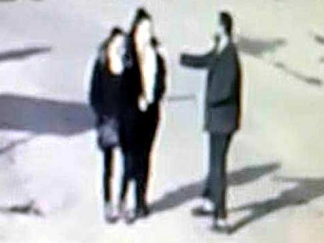 Edirnede yüzüne sinek kovucu sıvı atılan iki kadın hafif yaralandı