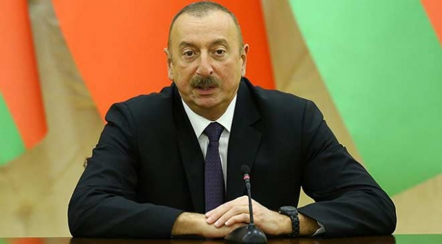 Azerbaycan Cumhurbaşkanı Aliyev: Dağlık Karabağ sorununda maalesef dikkati çeken bir sonuç yok