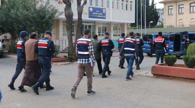 Mersinde DEAŞ operasyonu: 2 tutuklama