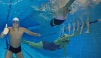 Engel tanımayan yüzücüler