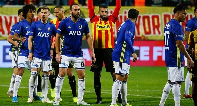 Fenerbahçe sahip olduğu topu verimli kullanamıyor