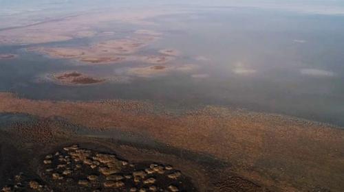 Türkiye'nin kuruyan gölleri