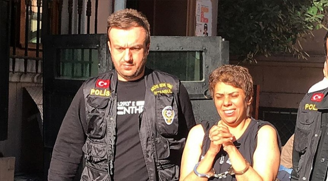 Beşiktaşta başörtülü kadına saldırıya 4 yıla kadar hapis istemi