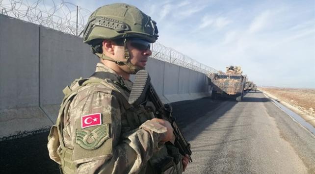 13. Türk-Rus kara devriyesi tamamlandı