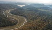 İstanbul'un su kaynakları son 10 yılın en düşük seviyesinde