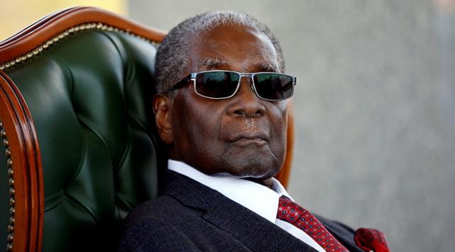 Zimbabvenin eski lideri Mugabe milyonlarca dolar miras bıraktı