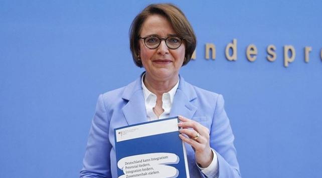 Almanya Uyum Bakanı Widmann-Mauz: Müslüman düşmanlığı gerçek bir tehdit