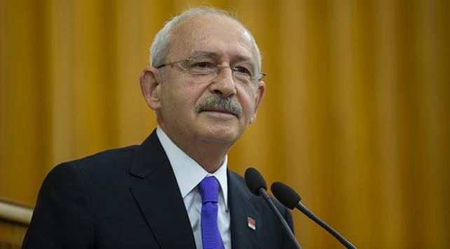 Kılıçdaroğlundan Cumhurbaşkanı Erdoğana veto teşekkürü