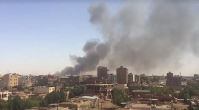 Sudanda fabrikada patlama: 15 ölü