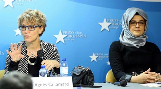 BM Özel Raportörü: Kaşıkçı cinayeti konusunda uluslararası toplumu kınıyorum