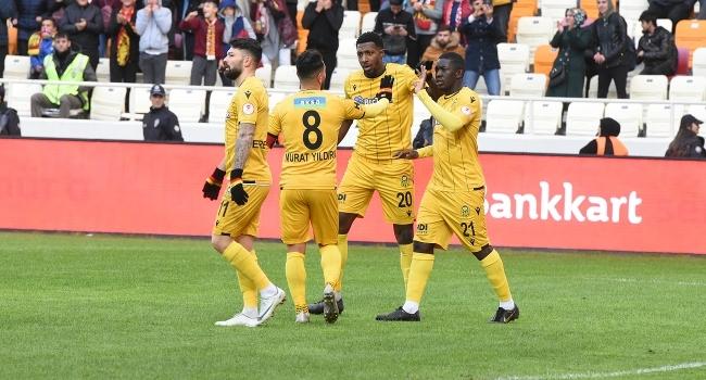 Malatyaspor kupada rahat kazandı